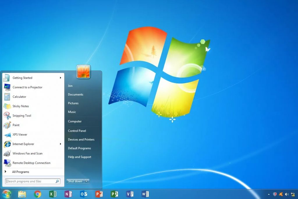 Cara Cek Versi Windows 7