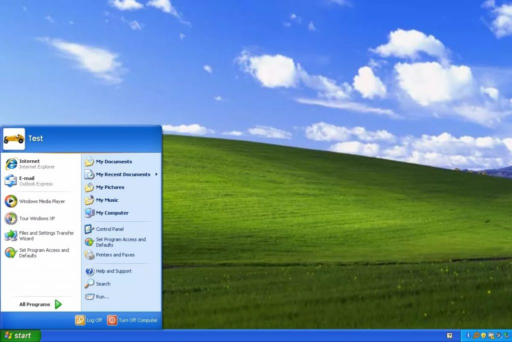 Cara Cek Versi Windows XP